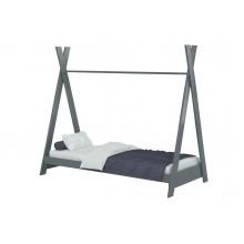 Кровать деревянная Луна Индиано, массив