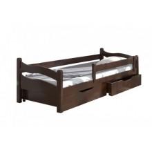 Кровать деревянная Луна Злата, массив
