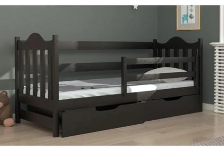 Кровать деревянная Луна Аврора, массив