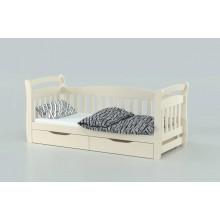 Кровать деревянная Луна Доминик, массив