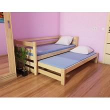 Кровать деревянная Луна Соня-1, массив