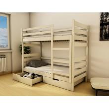 Кровать деревянная Луна Амели, массив