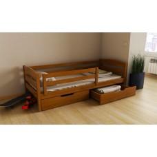 Кровать деревянная Луна Хьюго, массив
