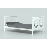 Кровать деревянная Луна Моник, массив