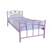 Кровать металлическая Melbi Принцесса