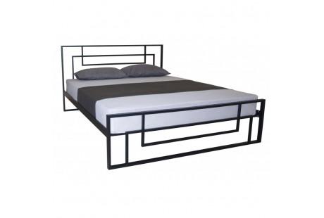 Кровать металлическая Melbi Астра