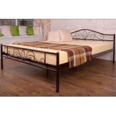 Кровать металлическая Melbi Лара Люкс