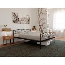 Кровать металлическая МЕТАКАМ MILANA-2