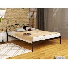 Кровать металлическая МЕТАКАМ JASMINE ELEGANCE-1