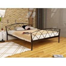 Кровать металлическая МЕТАКАМ JASMINE ELEGANCE-2