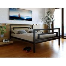 Кровать металлическая МЕТАКАМ BRIO-2
