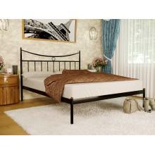 Кровать металлическая МЕТАКАМ PARIS-1