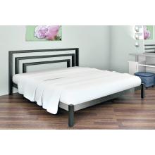 Кровать металлическая МЕТАКАМ BRIO-1