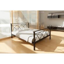 Кровать металлическая МЕТАКАМ DIANA-2