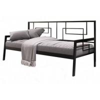Кровать металлическая Металл-Дизайн Диван Квадро