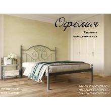 Кровать металлическая Металл-Дизайн Офелия