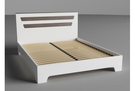 Кровать Неман Элен деревянный вклад