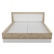 Кровать Неман Вирджиния Лайт деревянный вклад