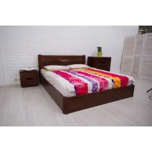 Кровать деревянная Олимп Айрис (с подъемной рамой)