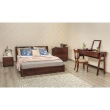 Кровать деревянная Олимп София Премиум