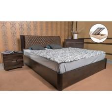 Кровать деревянная Олимп Грейс с подъемной рамой