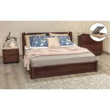 Кровать деревянная Олимп София V Премиум (с механизмом)