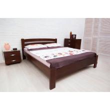 Кровать деревянная Олимп Милана Люкс (с ящиками)