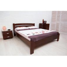 Кровать деревянная Олимп Милана Люкс