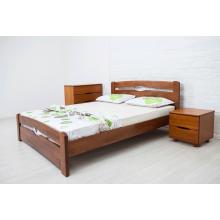 Кровать деревянная Олимп Нова (с изножьем)
