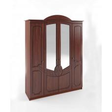 Спальня Сокме Каролина шкаф 4Д