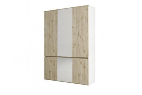Спальня Сокме Лаура шкаф 3Д