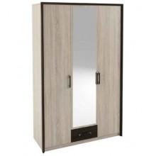 Спальня Сокме Скарлет шкаф 3Д