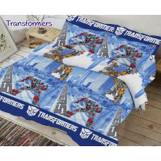 Детское постельное белье TAG Tekstil Transformers