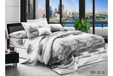 Комплект постельного белья TAG Tekstil BR3218