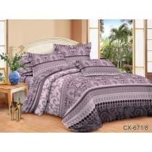 Комплект постельного белья TAG Tekstil CX671-8