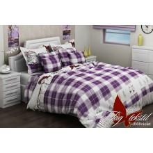 Детское постельное белье TAG Tekstil R2068 violet