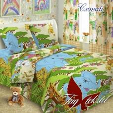 Детское постельное белье TAG Tekstil Слоник