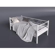 Кровать металлическая Tenero Самшит диван