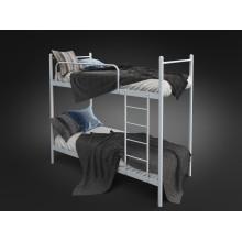 Кровать металлическая Tenero Ирис 2 яруса