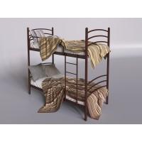 Кровать металлическая Tenero Маранта 2 яруса