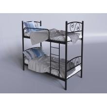 Кровать металлическая Tenero Виола 2 яруса