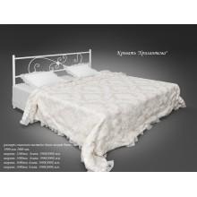 Кровать металлическая Tenero Хризантема
