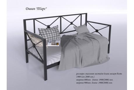 Кровать металлическая Tenero Тарс диван