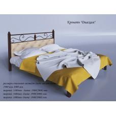 Кровать металлическая Tenero Диасция