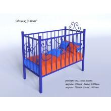 Кровать металлическая Tenero Амми