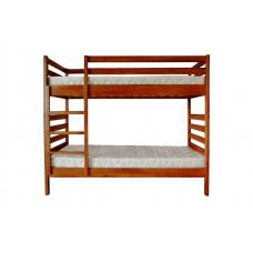 Кровать деревянная ЮТА Засоня  2-х ярусная