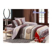 Комплект постельного белья TAG Tekstil Фенси кофе