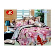 Комплект постельного белья TAG Tekstil Офелия с компаньоном