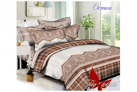 Комплект постельного белья TAG Tekstil Остин