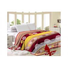 Плед TAG Tekstil велсофт VL3122